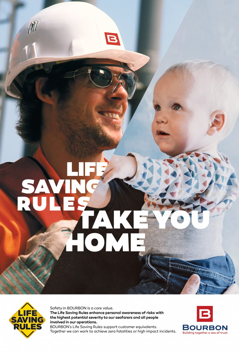 Life saving rules take you home